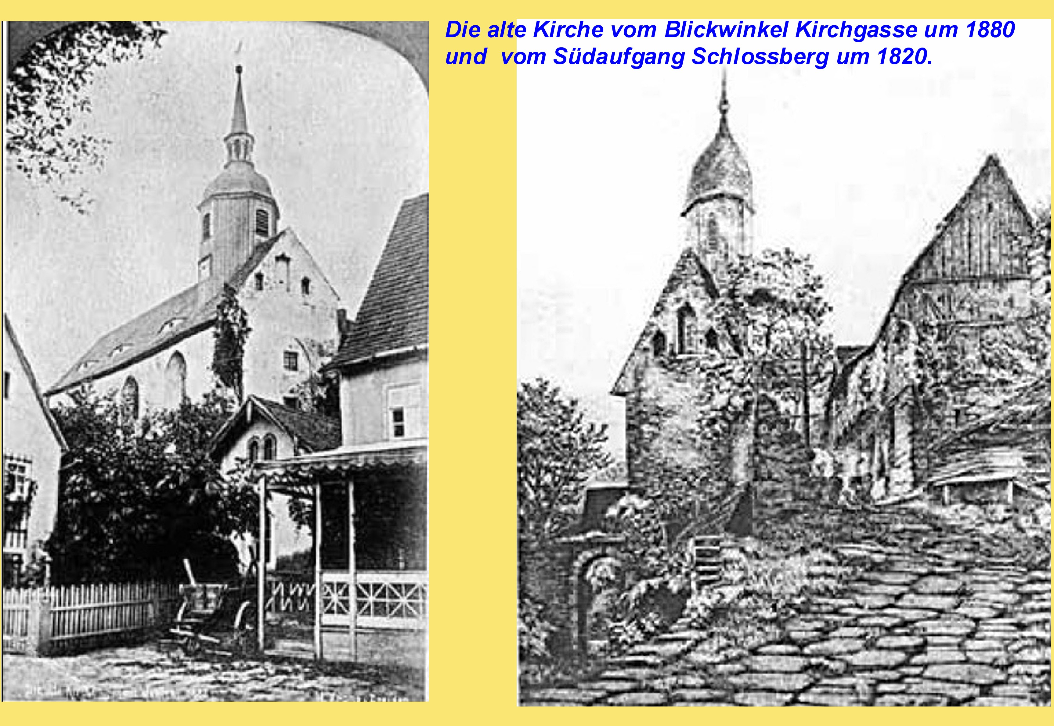 alteKirche1850